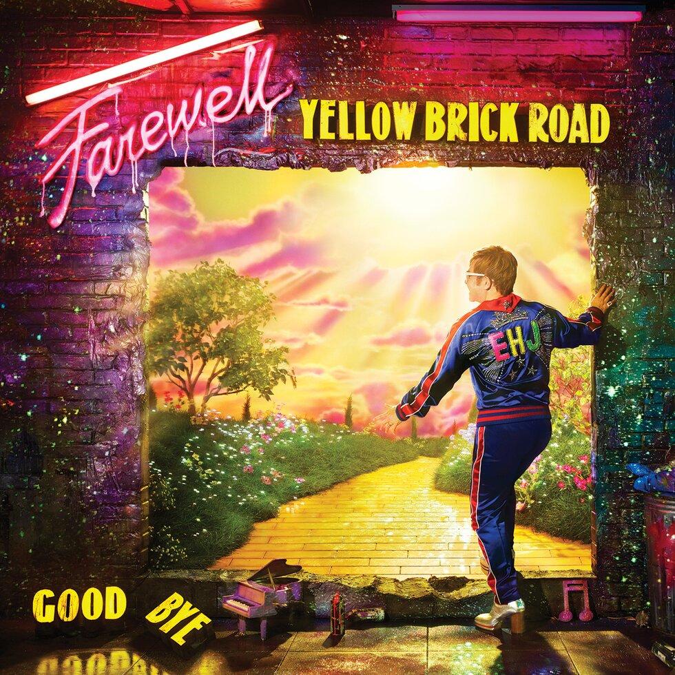 Elton John: 'Farewel...
