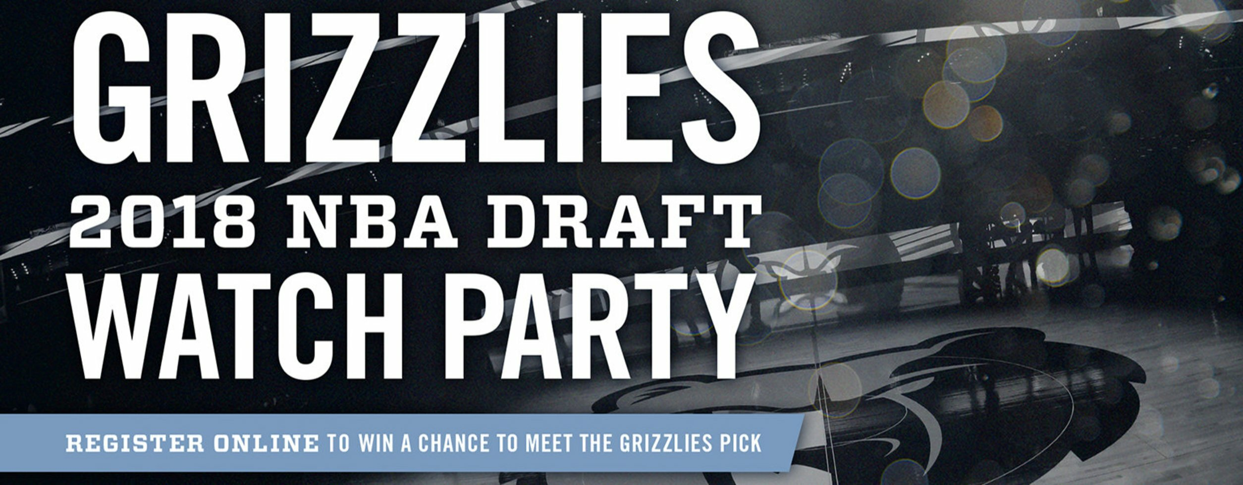 Grizzlies 2018 NBA Draft Watch Party
