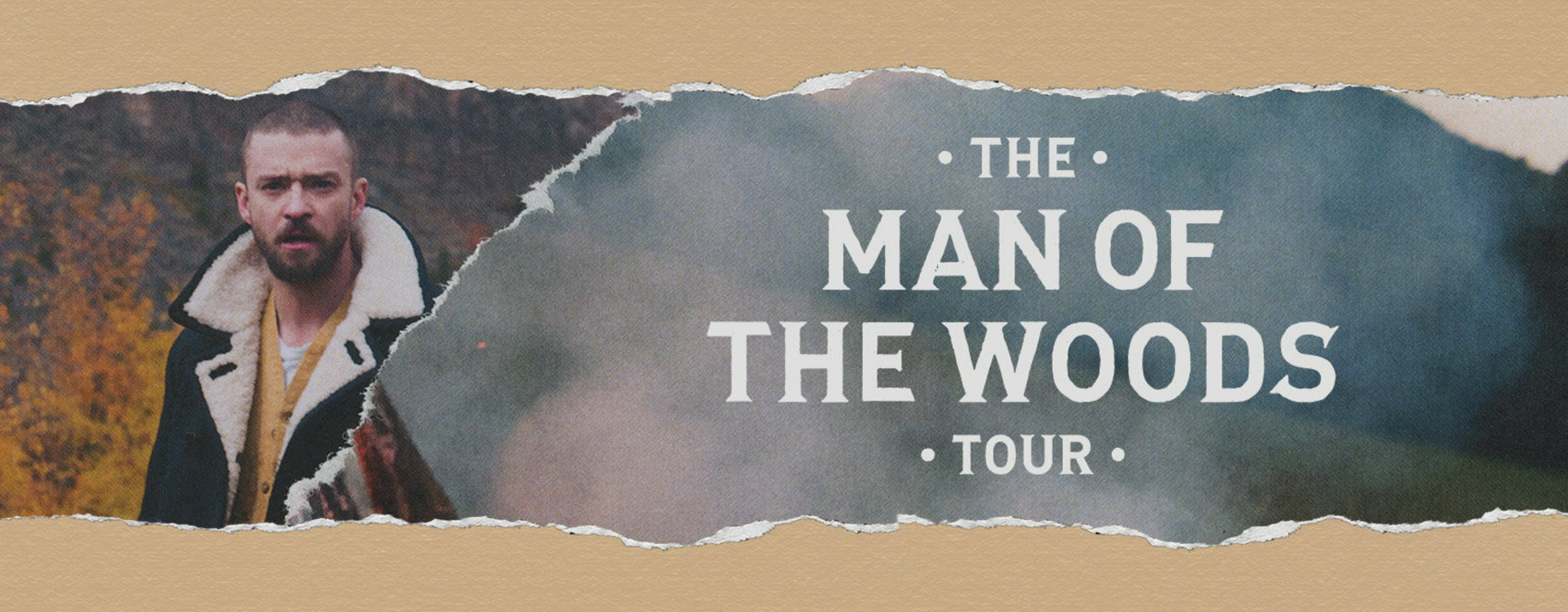 Justin Timberlake 'Man of the Woods' Tour