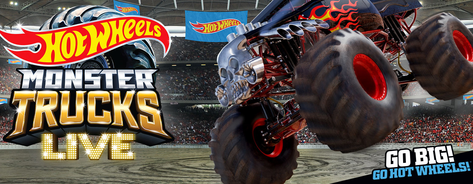 Monster Trucks For Sale >> Hot Wheels™ Monster Trucks live inaugural tour to bring two shows to FedExForum on February 16 ...