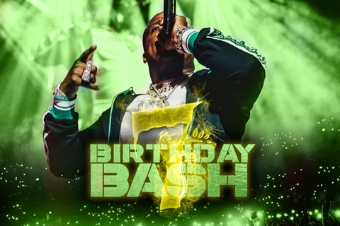 Yo Gotti & Friends Birthday Bash 7 coming to FedExForum June 28