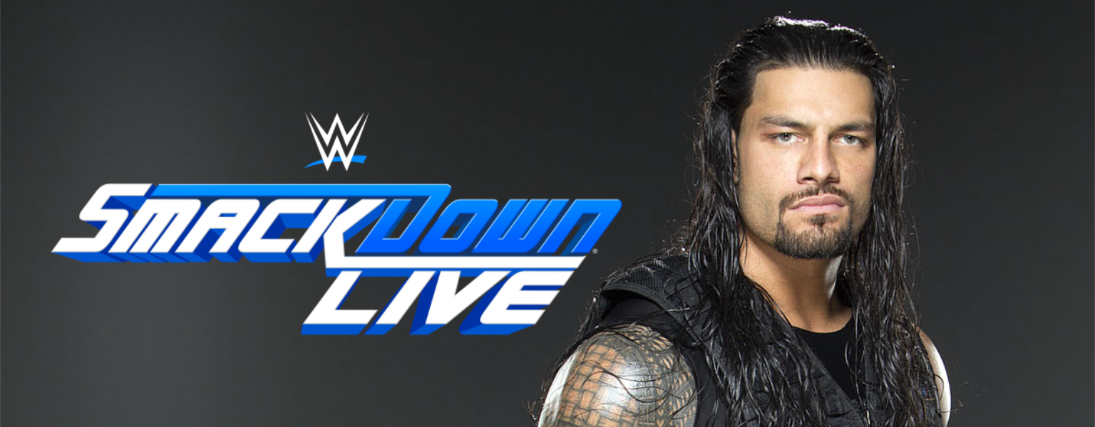 WWE Smackdown Live is coming to FedExForum
