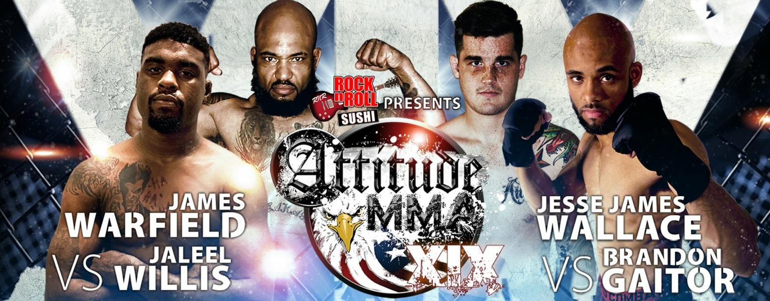 MMA Attitude Fights coming to FedExForum September 28