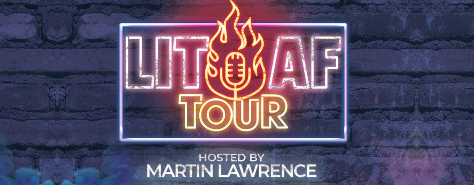 The LIT AF 2020 Tour