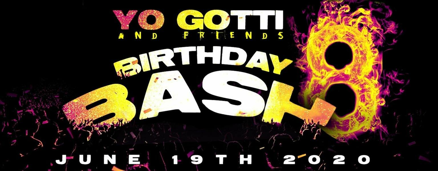 Yo Gotti Birthday Bash