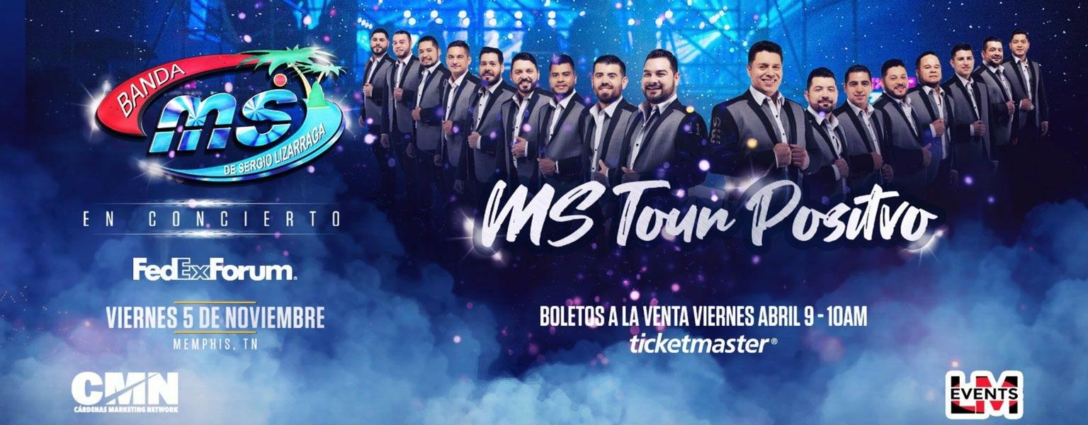 Banda MS Tour