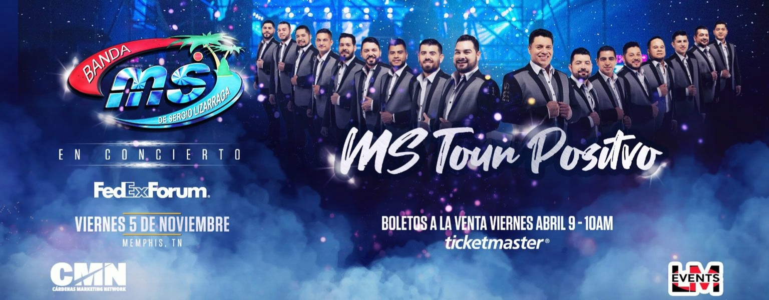 Banda MS: 'MS Tour Positivo'