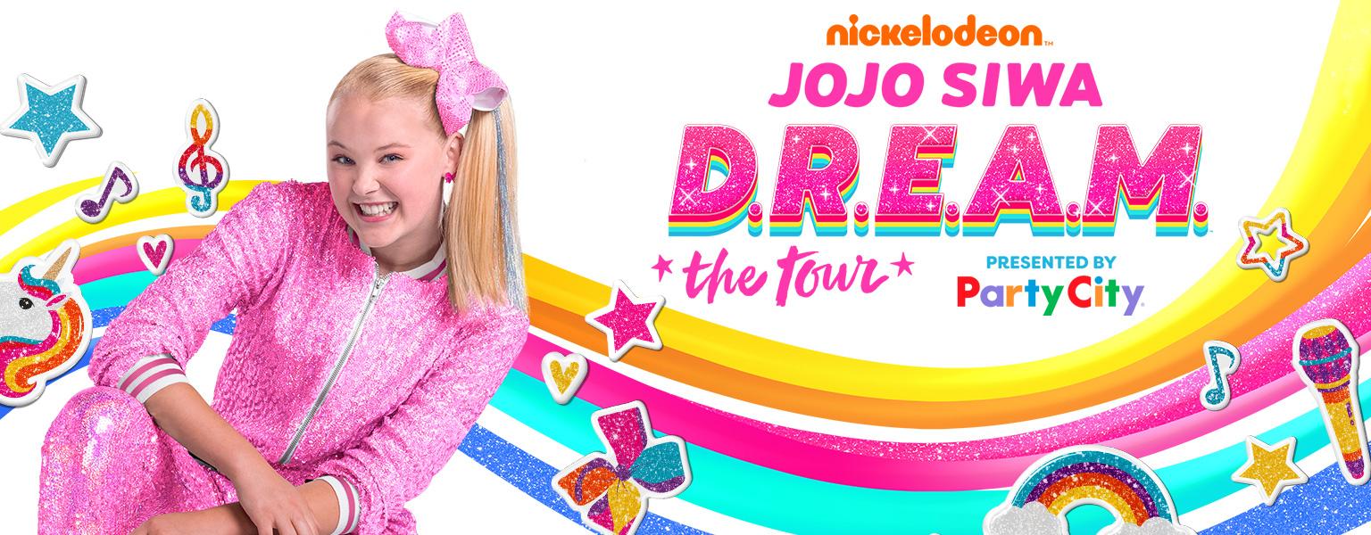 Nickelodeon S Jojo Siwa D R E A M The Tour Fedexforum Home Of The Memphis Grizzlies