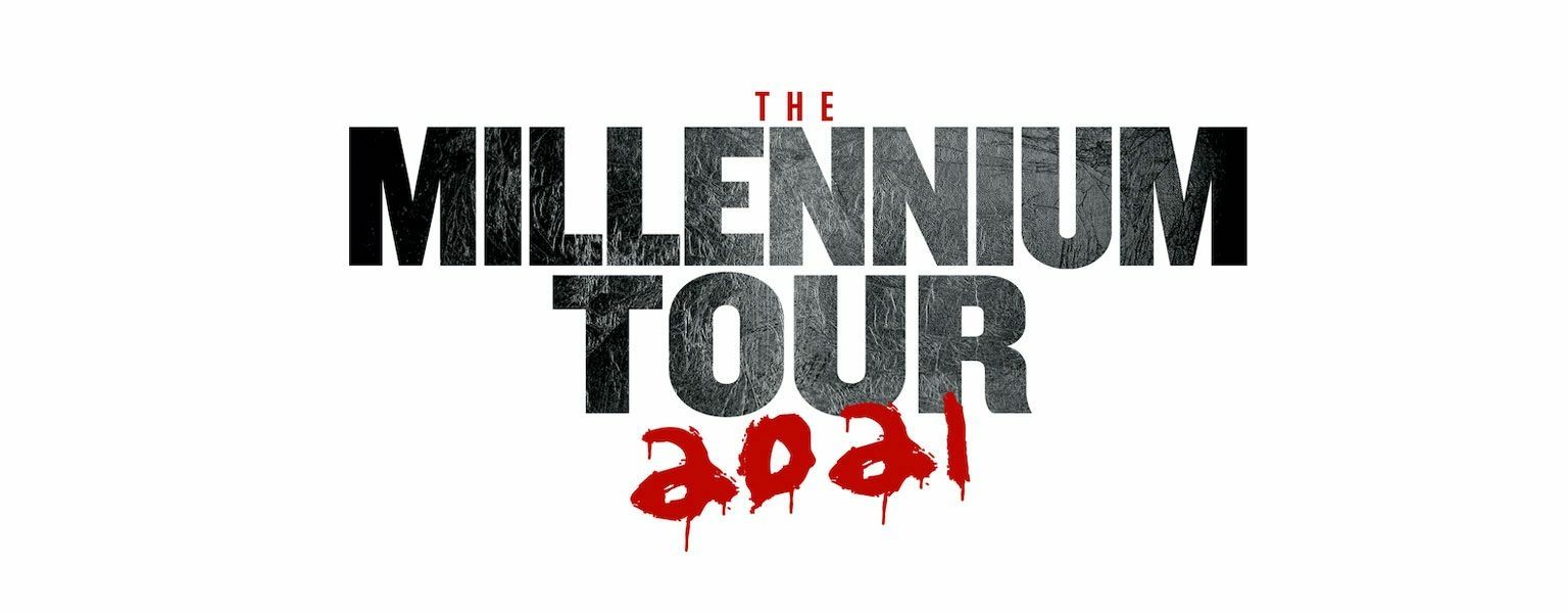Millennium Tour Postponed
