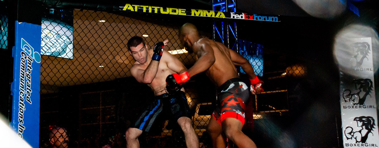 ATTITUDE MMA AT FEDEXFORUM