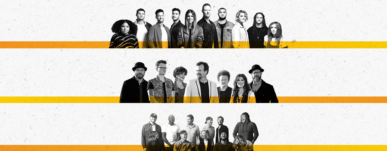Casting Crowns Hillsong Worship Elevation Worship
