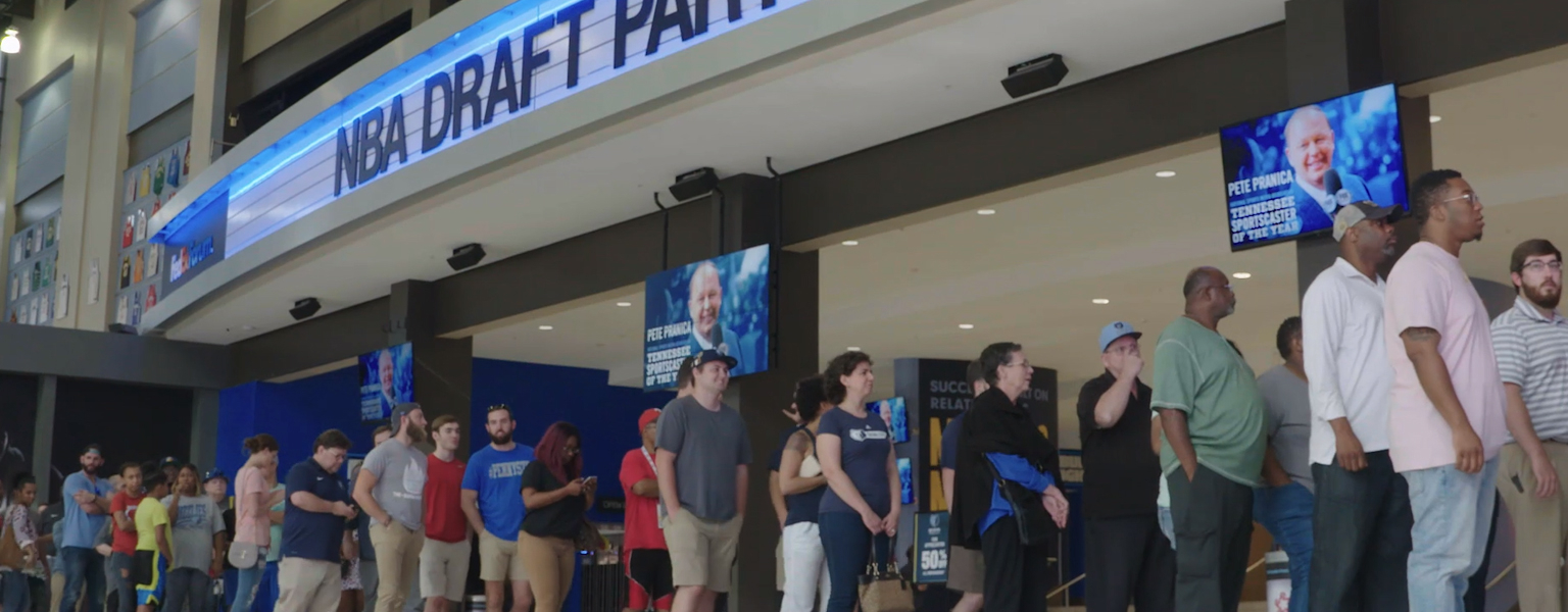 NBA Draft Party coming to FedExForum