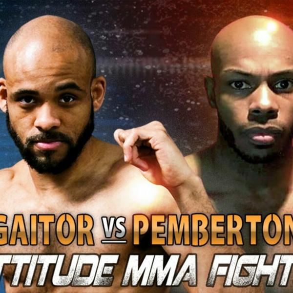 Attitude MMA Fights XVII to bring Pro Featherweight Division Fight to FedExForum Grand Lobby on Saturday, April 27
