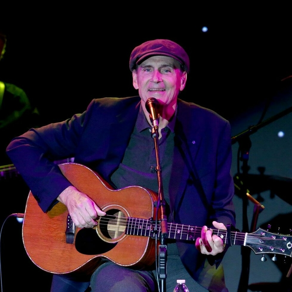 James Taylor and his All-Star Band to return to the FedExForum stage on Saturday, June 27