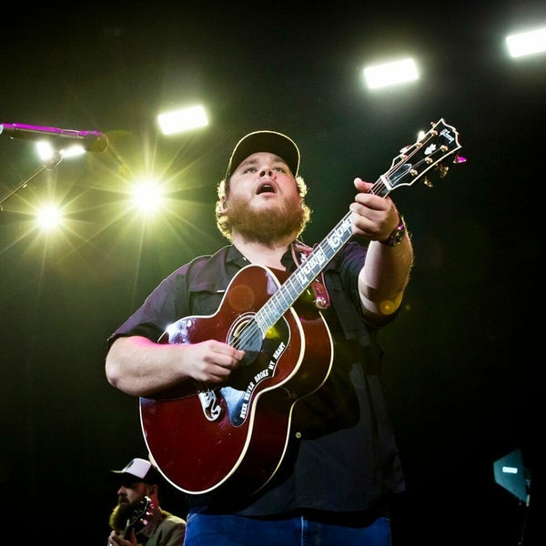 Luke Combs 'What You See Is What You Get Tour'