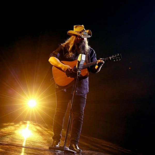 "Chris Stapleton to bring ""All American Road Show"" tour to FedExForum on Friday, December 3"