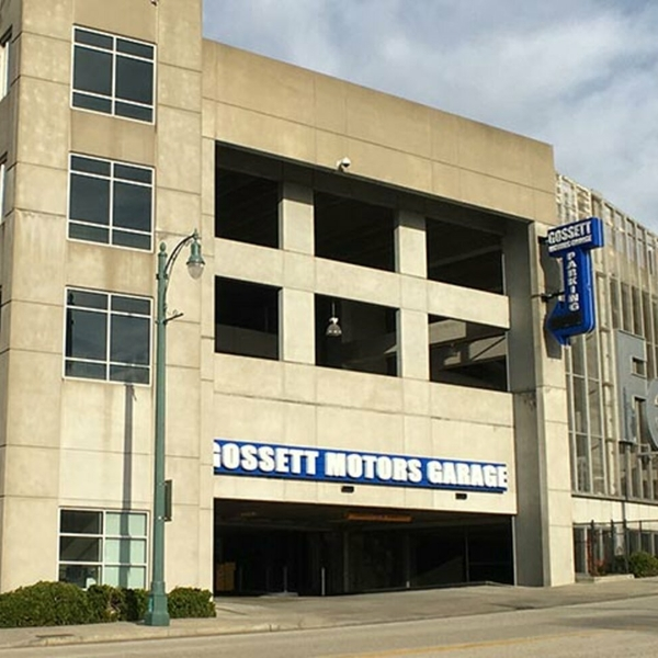Gossett Motors Garage at FedExForum open during St. Jude Memphis Marathon this Saturday, December 1