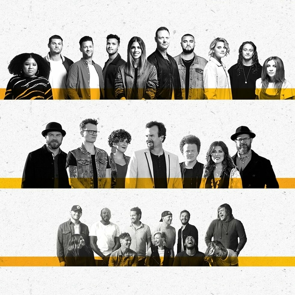 Casting Crowns, Hillsong Worship, and Elevation Worship Coming To FedExForum On November 1