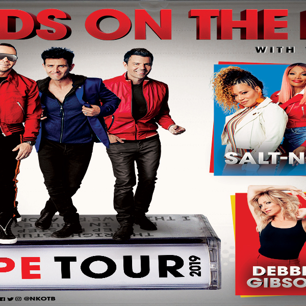 New Kids On The Block to bring 'The Mixtape Tour' to FedExForum stage on Friday, May 10, 2019