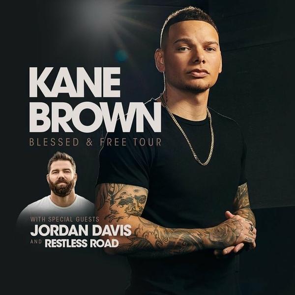 """Kane Brown: """"Blessed & Free"""" Tour"""