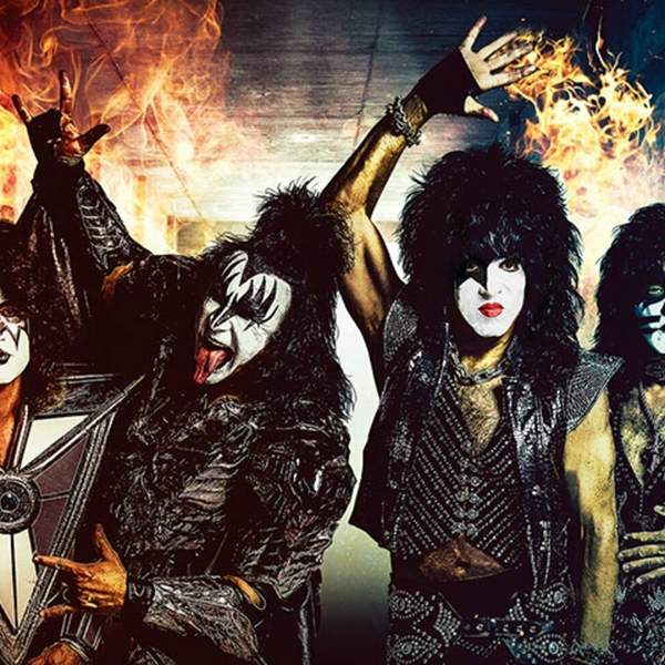 Kiss to rock FedExForum stage with 'End of the Road World Tour' on February 23, 2019