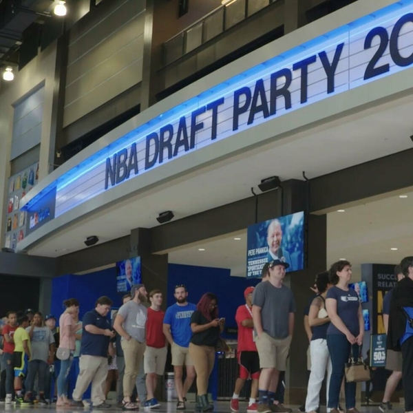 Memphis Grizzlies to host 2019 NBA Draft Party at FedExForum on Thursday, June 20 at 6 p.m.